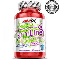 Жиросжигатель Amix CarniLine 1500 mg 90 cps