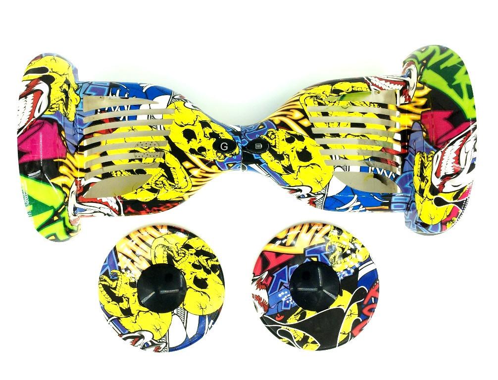 Корпусдля гироскутера10.5 - оригинал (разные цвета)