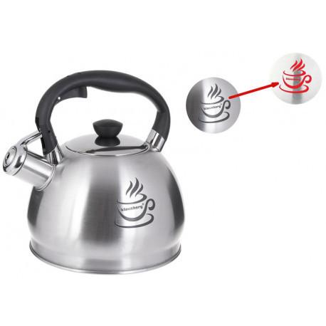 Чайник Klausberg 1,8л (термодатчик) KB7044, 7044KB /П2