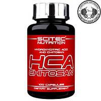 Блокиратор жиров Scitec Nutrition HCA-Chitosan 100 caps.