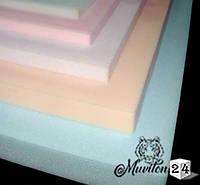 Поролон мебельный 20мм (1,2х2м.) 25-Плотность, фото 1