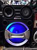Колонка с аккумулятором+ микрофон Ailiang UF-AR12EK-DT автономная акустика (Реплика), фото 2
