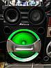 Колонка с аккумулятором+ микрофон Ailiang UF-AR12EK-DT автономная акустика (Реплика), фото 3