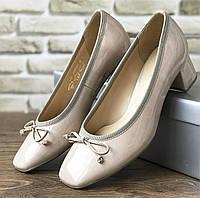 Кожаные туфли Gabor, р 35, женские кожаные туфли, классические туфельки,  интернет магазин 84bc1b9a0ea