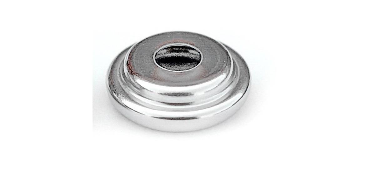Основание кнопки нержавейка для лодки Socket