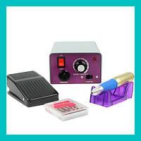 Машинка для маникюра и педикюра Beauty nail NN 25000