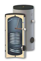 Емкость эмалированная SNS SN 150 с 1 теплообменником