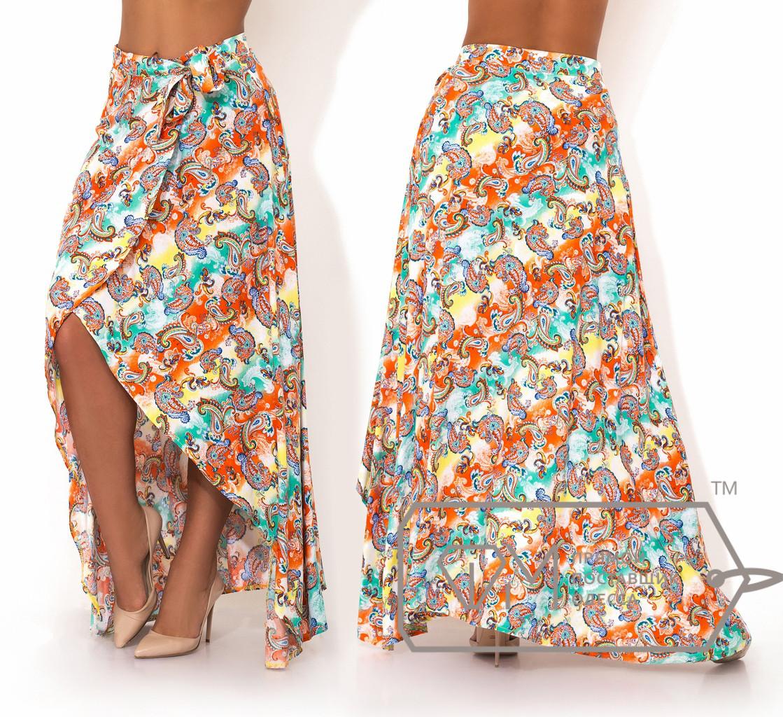Летняя батальная юбка