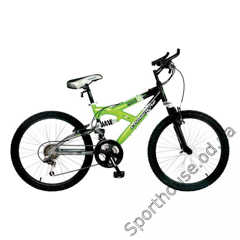 Велосипед подростковый спортивный COMANCHE INDIGO DS