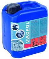 Средство VIROPOL 5л для глубокой дезинфекции складских и животноводческих помещений POLHEM (Польша)