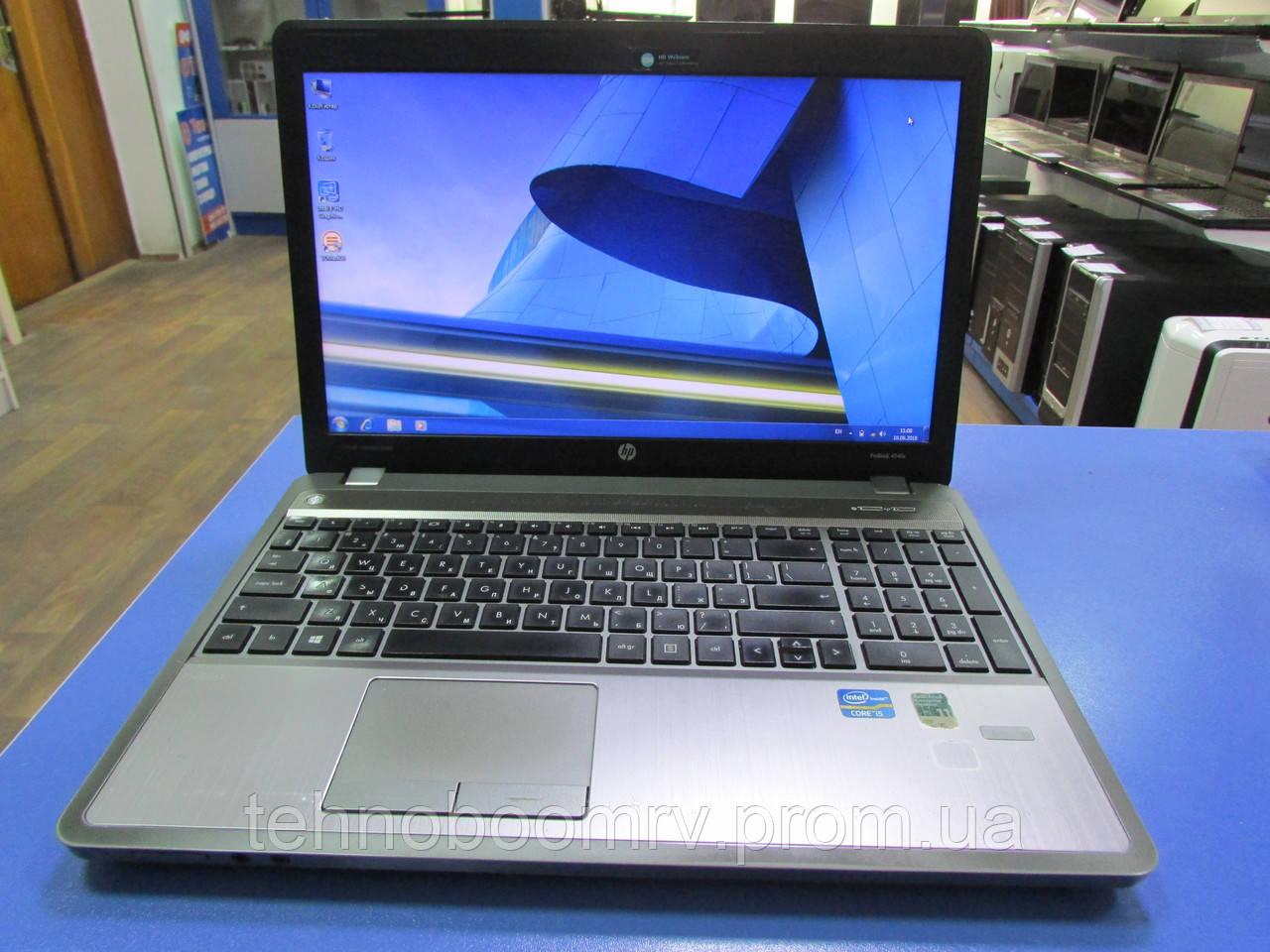 Бизнес!HP ProBook 4540s/Intel i5-3210M 3.1GHz/AMD 7650M 2GB/DDR3 4GB