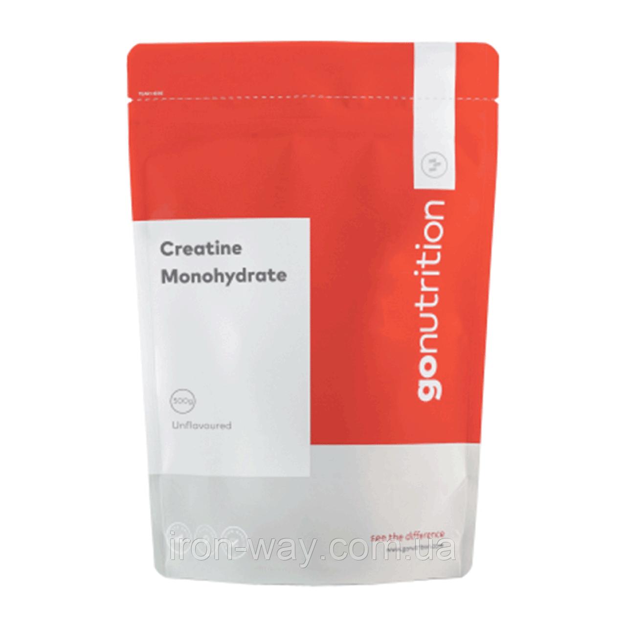 GoNutrition Creatine Monohydrate 500 g
