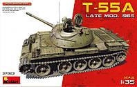 1:35 Сборная модель танка Т-55А (1965 г.), MiniArt 37023