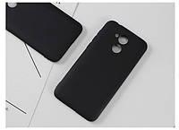 Силиконовый TPU чехол JOY для Huawei Honor 6C черный