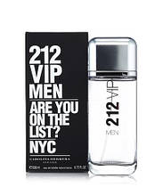 Carolina Herrera 212 VIP Men, мужская туалетная вода 100 мл