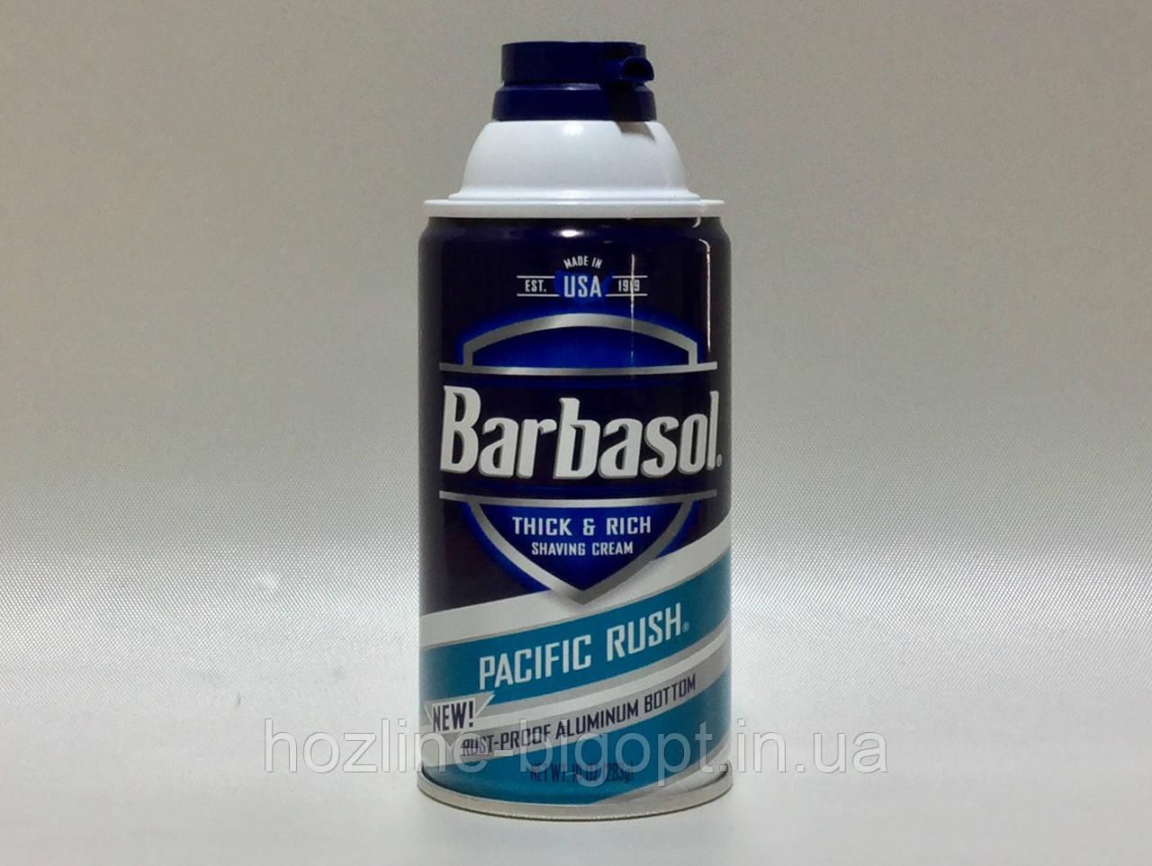 Barbasol Пена для бритья Pacific Rush 283 гр.
