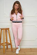 Женский спортивный костюм эластан №479, фото 2