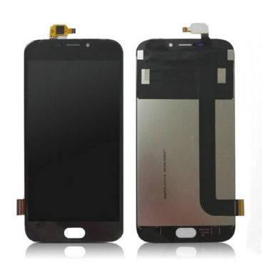 Дисплей (экран) для Doogee X9 с сенсором (тачскрином) черный Оригинал, фото 2