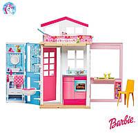 Портативный домик для Барби Barbie 2-Story House DVV47