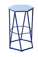Барный стул металлический в стиле лофт