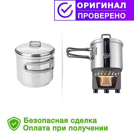 Набор для приготовления пищи Esbit Cookset CS585ST (3 предмета), фото 2