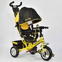 Трехколёсный детский велосипед Best Trike 6588-1790, колеса пена, фото 1