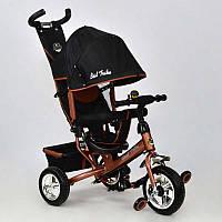 Трехколёсный детский велосипед Best Trike 6588-1240 , колесо пена