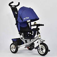 Трехколёсный детский велосипед Best Trike 6588-1130, колеса пена