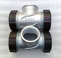 Зажимной тройник GEBO - ускорит и упростит соединения и отвенение водопроводных труб.