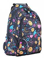 Яркий стильный  молодежный рюкзак    YES  T-26 WOW для девочек, фото 1