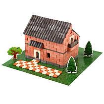 Керамический конструктор Ирландский домик темный