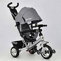 Трехколёсный детский велосипед Best Trike 6588-0560, колеса пена