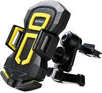 Автодержатель Remax RM-C14 Black/Yellow, фото 1