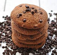 Шоколадные дропсы, термостабильный черный шоколад