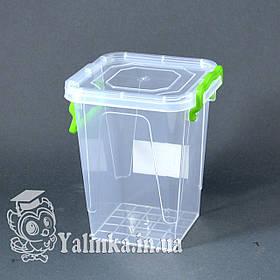 Харчової контейнер з кришкою 0,85 л А-6