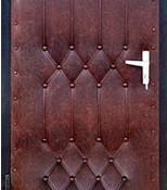 Комплект для обивки входных дверей, темно-коричневый