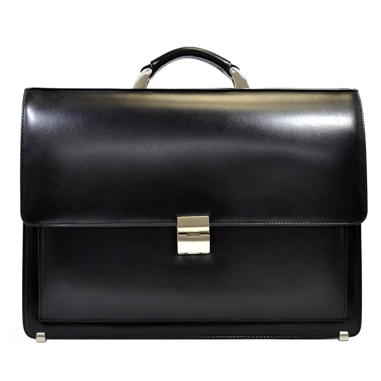 Мужской портфель DESISAN кожаный