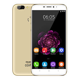 Oukitel U20 Plus 2/16GB Gold Гарантия 1 Год!