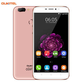 Oukitel U20 Plus 2/16GB  Rose Gold Гарантия 1 Год!