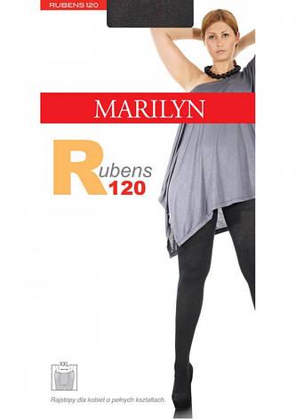 Колготки женские Rubens Cotton 120 den (3358) TM MARILYN, фото 2