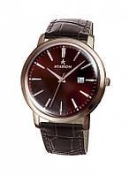 Годинник STARION A570 Ladies R/Brown коричневий рем.