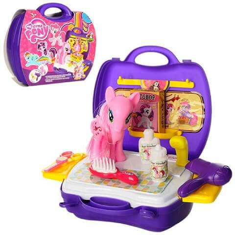Игровой набор Парикмахер DN836F-PO My little Pony
