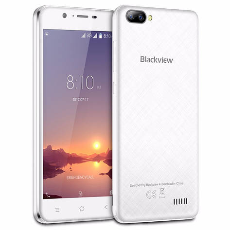 Blackview A7 1/8Gb White Гарантия 1 Год!, фото 2