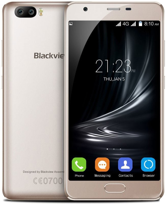 Blackview A9 Pro 2/16Gb Gold Гарантия 1 Год!