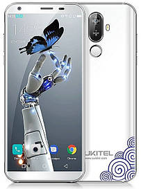 Oukitel K5 2/16Gb White Гарантия 1 Год!