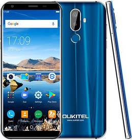 Oukitel K5 2/16Gb Blue Гарантия 1 Год!