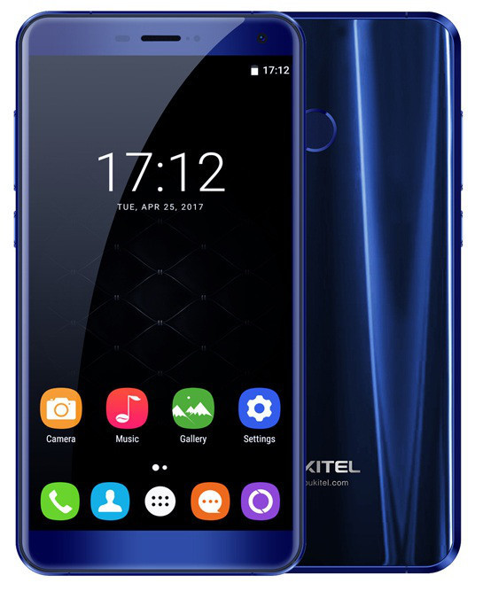 Oukitel U11 Plus 4/64Gb Blue  Гарантия 1 Год!