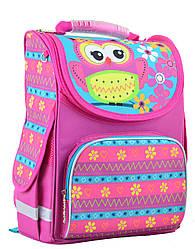 Ранец Рюкзак школьный ортопедический  Smart PG-11 Owl pink 554460
