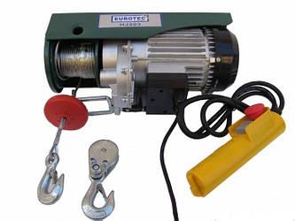 Тельфер електричний Eurotec HJ203 (500/1000)