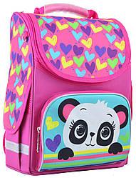 Ранец Рюкзак школьный ортопедический  Smart  PG-11 Panda 554505